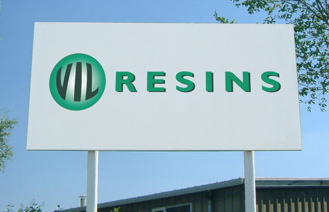 VIL Resins - The UKs leading independent manufacturer of surface coating resins.